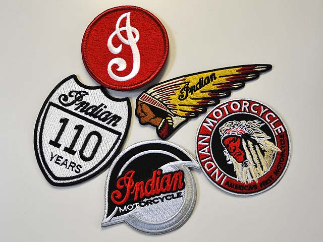 indian motorcycle wappen