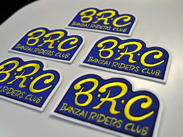 B.R.C ワッペン